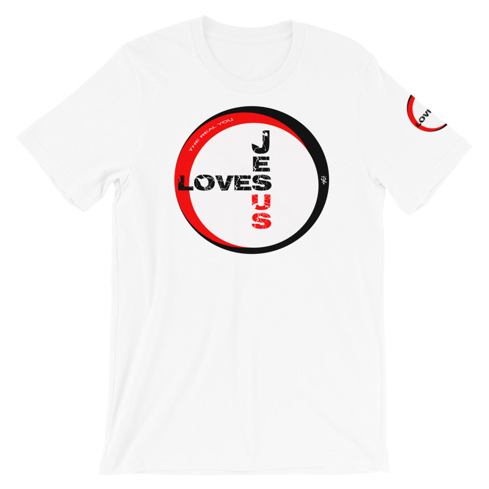 Jesus Loves Us Unisex T-Shirt