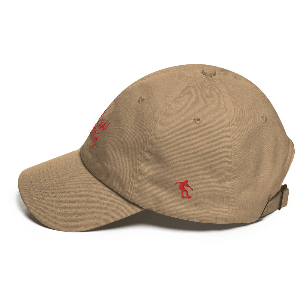 FG Red Type Cap