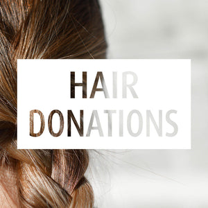 Donate Your Salon's Hair Waste