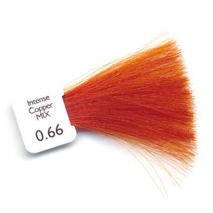 Natulique Organic Hair Colour - 0.66 Intense Copper MIX