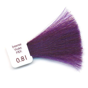 Natulique Organic Hair Colour - 0.81 Intense Violet MIX