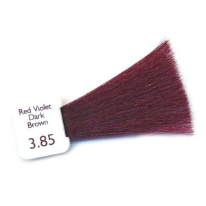 Natulique Organic Hair Colour - 3.85 Red Violet Brown