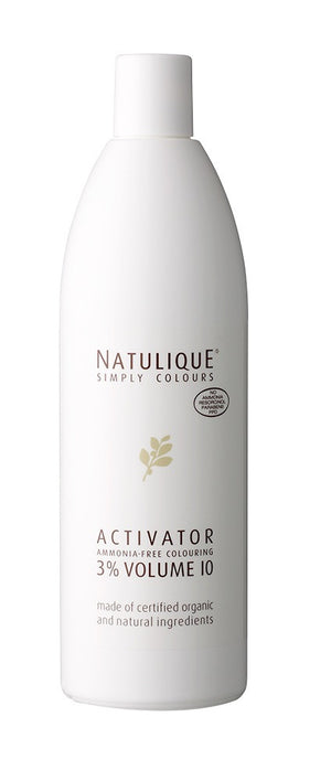 Natulique Organic Hair Colour - Activator 10 Volume