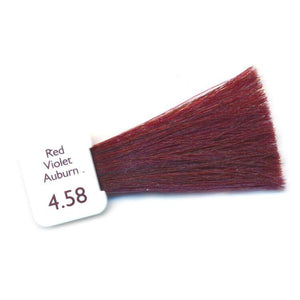 Natulique Organic Hair Colour - 4.58 Red Violet Auburn