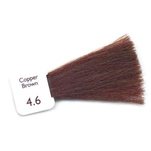 Natulique Organic Hair Colour - 4.6 Copper Brown