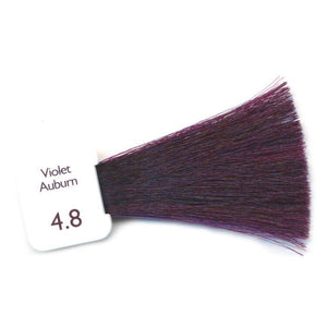 Natulique Organic Hair Colour - 4.8 Violet Auburn