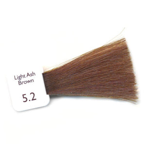 Natulique Organic Hair Colour - 5.2 Light Ash Brown