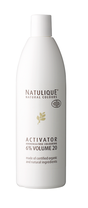 Natulique Organic Hair Colour - Activator 20 Volume (Vegan no Lanolin)