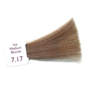 Natulique Organic Hair Colour - 7.17 Ice Medium Blonde