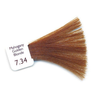 Natulique Organic Hair Colour - 7.34 Mahogany Golden Blonde