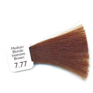 Natulique Organic Hair Colour - 7.77 Medium Blonde Intensive Brown