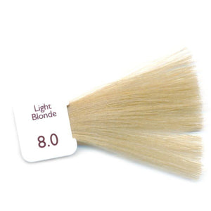 Natulique Organic Hair Colour - 8.0 Light Blonde