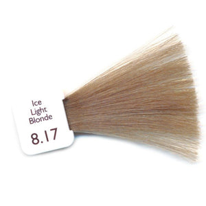 Natulique Organic Hair Colour - 8.17 Ice Light Blonde