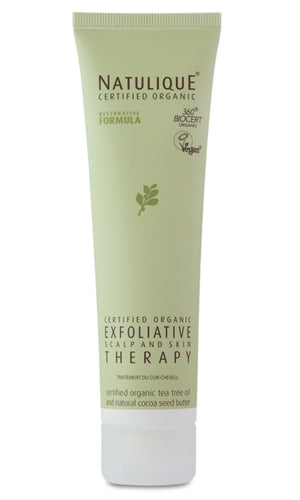 Hair Care - Exfoliative Scalp and Skin Therapy