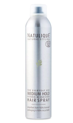Natural Styling - Medium Hold Hairspray