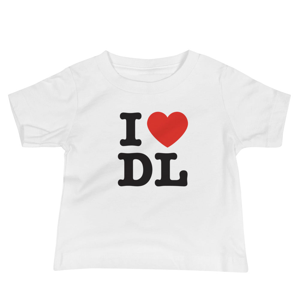 I HEART DL KIDS CREWNECK & ONESIES