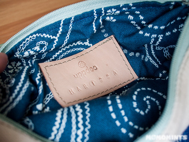 Custom Pouch for Momomints by Uppdoo Personalized for Marissa