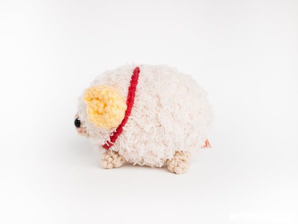Momomints Chinese New Year 2015 Limited Edition Ram Sheep Momofluufie Free Pattern