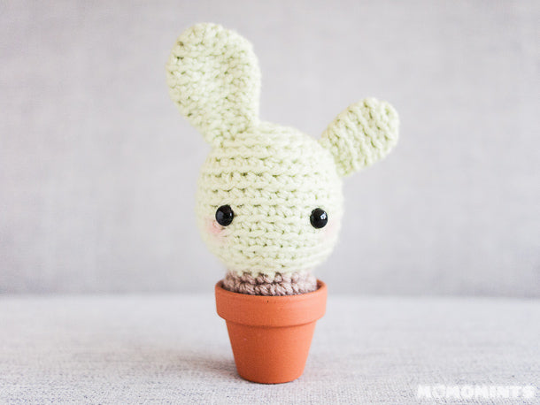 Heart Cactus Collection crochet pattern | PlanetJune by June ... | 458x610