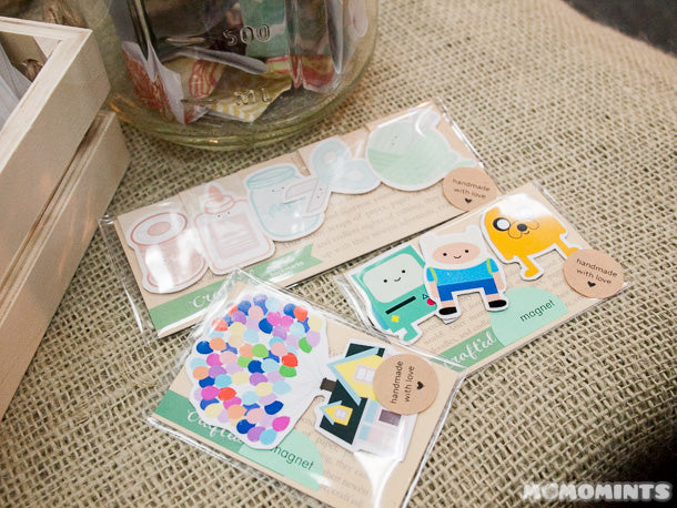 Our favourite picks from Craft'ed Van's Booth at Got Craft?