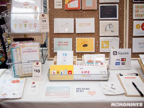 Quirky Paper Co's lovely handmade cards at Got Craft?