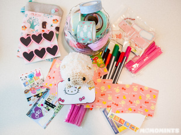 Vancouver Crafters Meet-up: Crafting supplies galore!