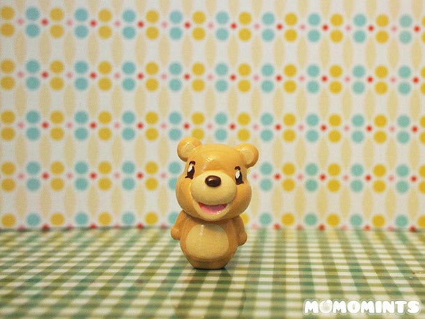 Secret Bear World Moshi Bear Collectible Toy