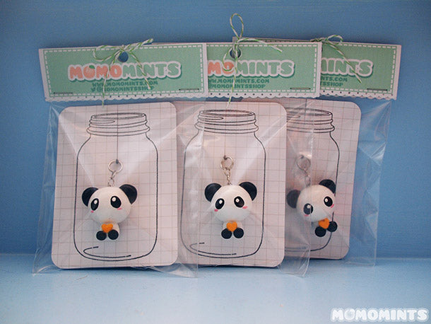 Custom Handmade Gift Order in Our Cute momomints Packaging