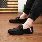 Fashion Men Driving Shoes