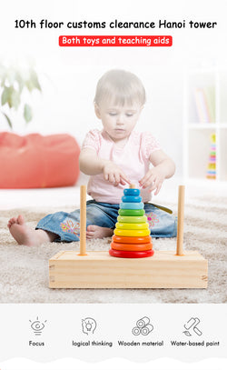 Tower Kids Educational Toy