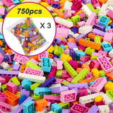 250-1000 Pieces Building Blocks