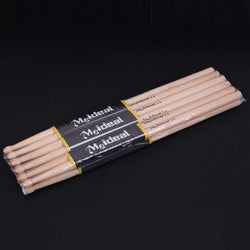 1Pair North American Maple Wood 5A DrumSticks