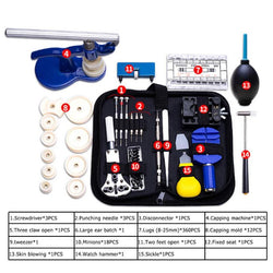 406pcs/set High Quality Watch Tools Repair Tools Kit