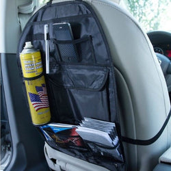 Multi-pocket Car Back Seat Organizer/Storage Bag