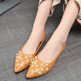 Women Pointed Toe Flat Shoes