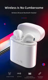 i7s Wireless Earpiece Bluetooth Earphones With Charging Box For iPhone