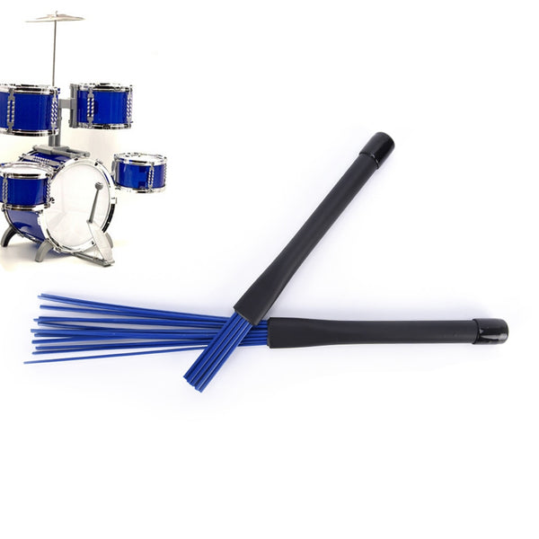 32cm Brushes Retractable DrumStick