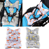 Car Seat Cushion Baby Stroller Cotton Pad
