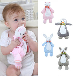 Baby toys. Baby plush. Baby teething cloth toy.