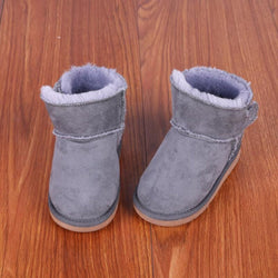 Winter very cozy boots for girls.