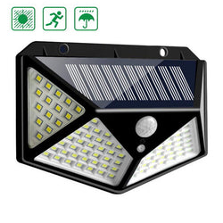 Solar Powered Waterproof Motion Sensor Light  For Outdoor