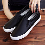 Casual Shoes Men Loafers Slip On Flat Men's