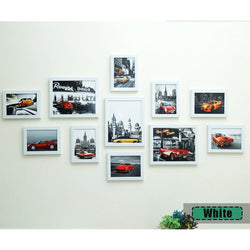 11Pcs Wall Hanging Photo Frame