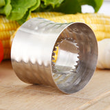 Stainless Steel Corn Stripper/Slicer