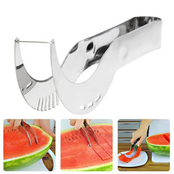 Stainless Steel Scoop Watermelon Slicer