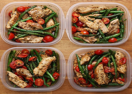 Meal Prep Session 101