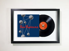 "Foo Fighters- The colour and the Shape Framed 12"" Vinyl"