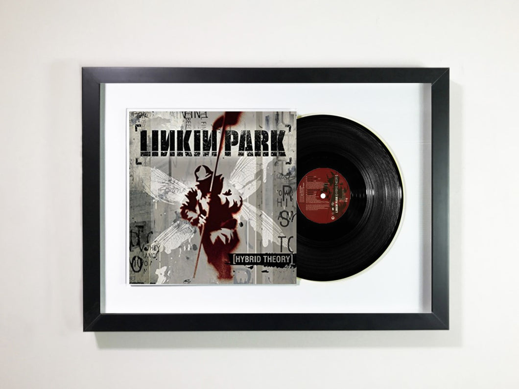 Linkin Park Hybrid Theory Framed 12