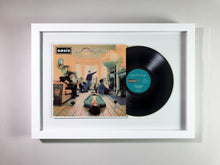 "Oasis- Definitely Maybe framed 12"" Vinyl"