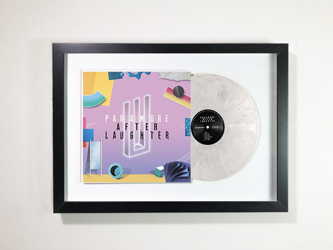 Paramore- After Laughter Framed 12